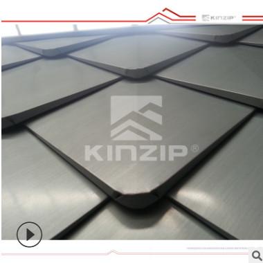 专业经销 菱形钛锌板平锁扣屋面系统钛锌板屋面系统 外墙装饰板
