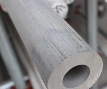 厚壁光亮铝管 6063/6061实心铝管 空心铝棒