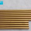 201不锈钢管 真空电镀建筑装饰管不锈钢矩形管 耐磨防腐厂家直销