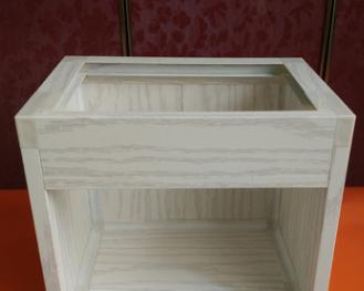 铝合金橱柜柜体铝材 橱柜柜体铝材 全铝橱柜铝材 橱柜柜体小样