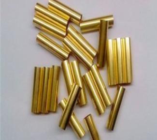 供应环保 H62 H65黄铜管 黄铜毛细管 精密黄铜管 紫铜管精密切割