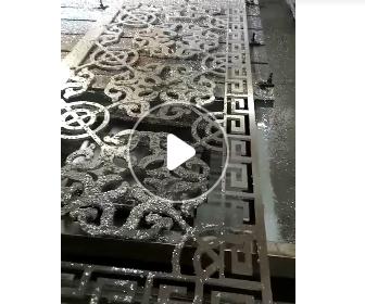 铝板厂家 直销铝板浮雕 铝板镂空 切割加工 高档铝雕饰品 铝制品