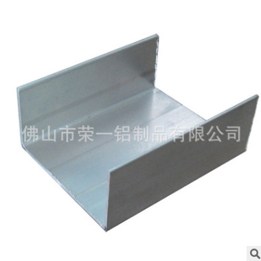 生产 门料窗料型材 大型门窗挤压铝材 工业加工异型铝材各规格