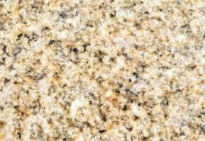 天然花岗岩黄锈石定制 耐腐蚀浅黄色石材批发 北方异型生产厂家