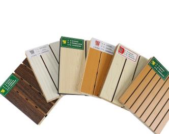 环保E0级木质吸音板隔音板阻燃隔音琴房体育馆录音棚墙面装饰材料