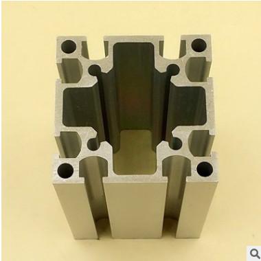 6060铝型材 国标60*60 工业铝型材 铝方管型材 支架 设计组装