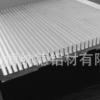 开模定制 大截面散热器铝型材 欢迎来图来样加工