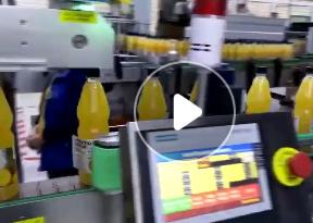 全自动高速圆瓶贴标机 食品贴标机 饮料贴标机 罐头贴标机