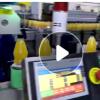 全自动分页贴标机 非标贴标机设备 沙皮纸牛皮纸平面贴标机