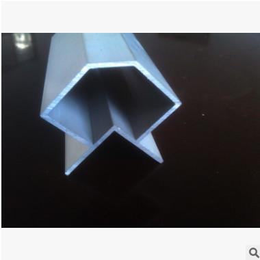 直销各种铝合金异型材 各种异型材定做 合金异型材