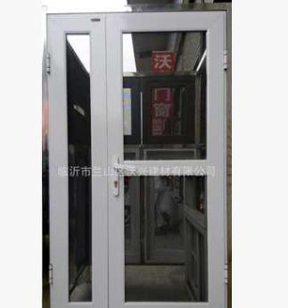 临沂大量现货供应金钢网防盗纱门型材及配件