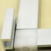 工业铝型材门双滑槽移门轨道加左右滑块