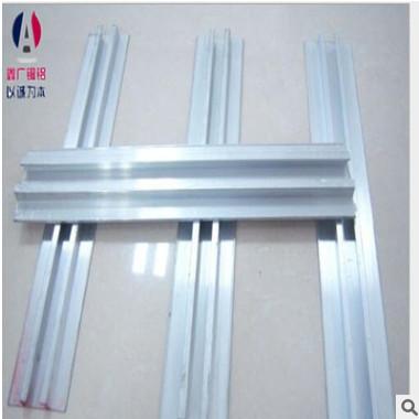 供应国标6063道路指示警告牌紧固铝槽 净化铝槽 规格齐全 可切割