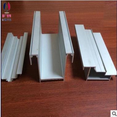 现货供应国标6061大规格铝槽 带罩硬灯条铝槽 规格齐全 切割氧化