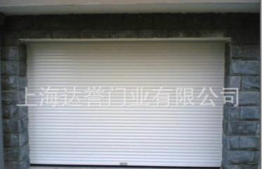 生产销售自锁功能出入方便遥控电动车库门