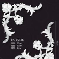 厂家批发 装饰饰花 PU装饰饰花浮雕饰花 室内墙面装饰材料