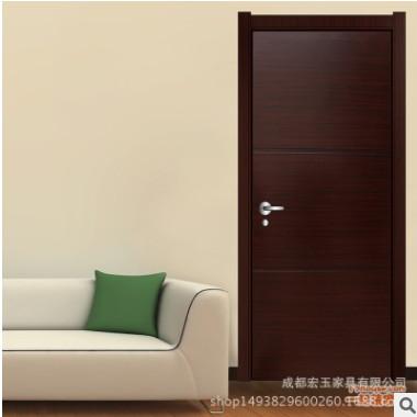 厂家直销实木复合门 雕刻雕花套装门 简约家居室内门定制批发
