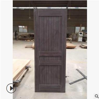 厂家供应定制优质实木房间门 客厅门 推开门 单面门 卫生间门佛山