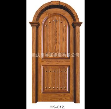 重庆原木实木贴板贴皮复合烤漆免漆衣柜橱柜工程家装室内青海门厂