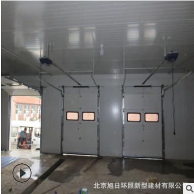 供应全国快速防风滑升门、快速隔离滑升门、快速保温滑升门