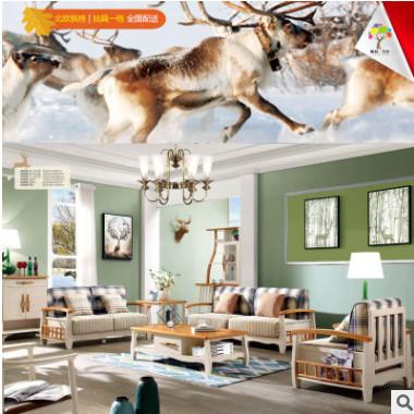 现代北欧实木沙发布艺沙发皮艺沙发客厅沙发双人沙发三人沙发