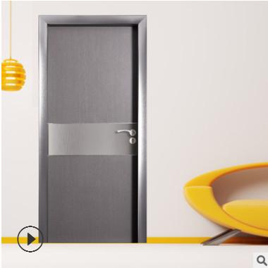 生产各类生态免漆环保门优质复合木门精致美观批发订做