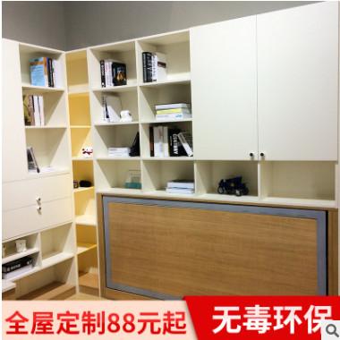 本地武汉工厂无毒全屋定制家具电视柜 视听柜展示柜电视柜壁柜