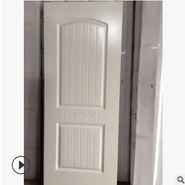 厂家直销供应高档室内实木复合烤漆木门工程门