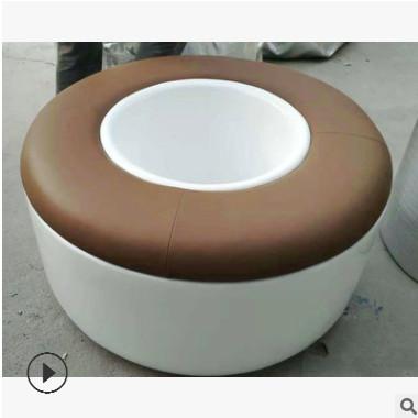 厂家提供 玻璃钢展示家具 玻璃钢面具椅 玻璃钢面包椅 价格合理