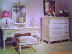 欧美仿古家具/实木古典家具/柜子/梳妆台/椅子厂家直销
