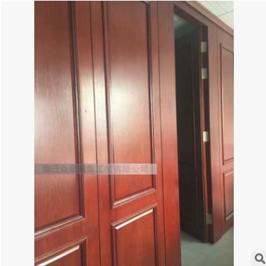 批发优质实木复合烤漆木饰面多层实木护墙板 木饰面 实木墙群