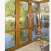 森鹰高档木窗、供应高档实木门窗,铝包木门窗。