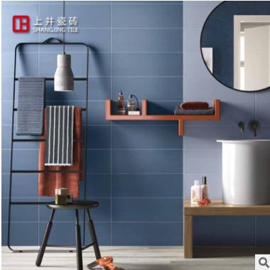 佛山北欧马卡龙瓷砖 厨房卫生间阳台粉色ins小清新墙砖200x600