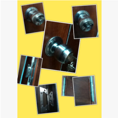厂家直销 指接橡木门 烤漆门 免漆门 生态门 夹板门锁