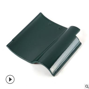 2019新款305*305mm高档别墅陶瓷西班牙瓦大西式瓦S瓦西瓦