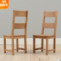 厂家直销 实木餐椅 欧式风格 餐桌椅 厂家批发