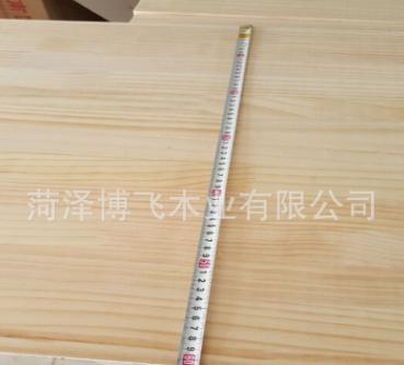 樟子松直拼板 实木直拼板 俄罗斯樟子松拼板 厂家供应松木指接板